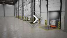 Hub2Move Wandelbare Logistiksysteme von STILL und Fraunhofer ILM