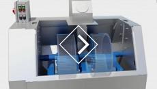 SchuleVisualisierung verschiedener Maschinen für einen Produktfilm